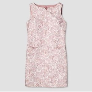 Blush Floral Dress {Victoria Beckham X Target}